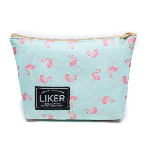 Necessaire Liker Flamingos