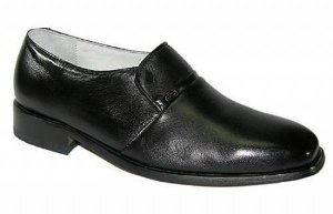 Sapato Social em Couro de Carneiro Mafisa