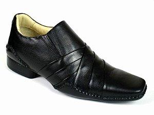 Sapato Preto Social Masculino – Alcalay