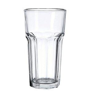 Copo Alto p/ Suco e Água em Vidro Grande - 355 ml