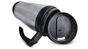 Caneca Térmica Aço Inox 400 ml