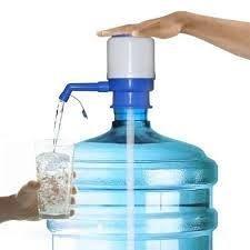 Bomba P/ Garrafão Galão 10/20 Litros De Água - Manual