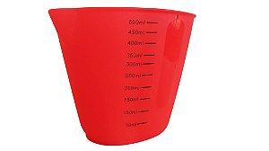 Copo Jarra Medidora Silicone 500 ml