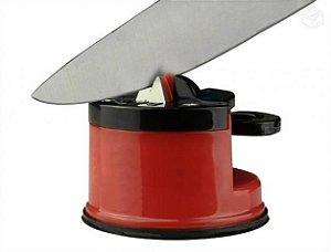 Afiador de Facas Profissional c/ Ventosa Fixante