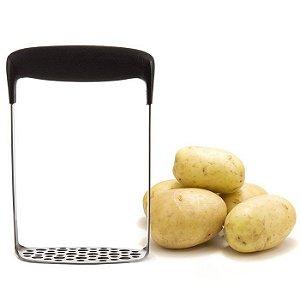 Amassador de Batatas Manual Profissional Inox
