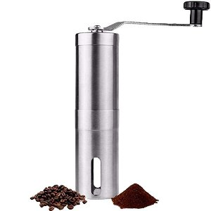 Moedor de Café Manual Inox