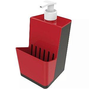 Organizador p/ Pias Higiênico c/ Dispenser de Sabão