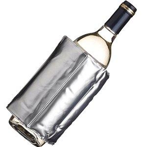 Capa Térmica Resfriadora p/ Garrafas Cooler Gel c/ Velcro