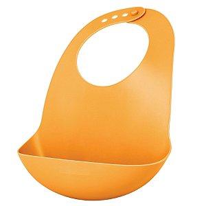 Babador Infantil Reutilizável em Silicone