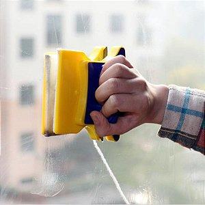 Limpa Vidros Seguro Magnético Imã