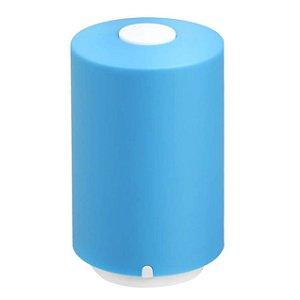 Bomba Elétrica p/ Sucção de Sacos à Vácuo de Alimentos USB