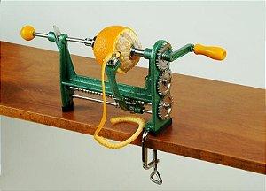 Máquina Descascar Laranja e Maçã Profissional Manual