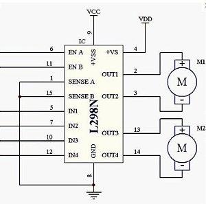 Motor de Passo - Nema 11 28HS1403-12-170 0,6 Kgf.cm ou JK28HS32-0674 (COM CONECTOR Ramps)