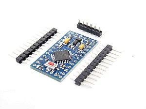 Pro Mini 3.3V/8 MHz com Atmega 328