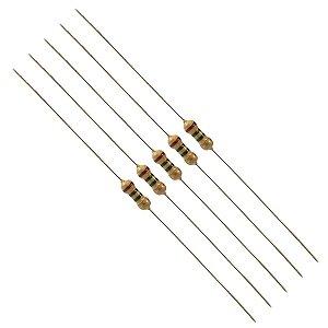 Resistor 150R Kit 10 peças 1/4W 5%