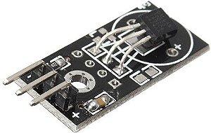 Sensor de temperatura DS18B20