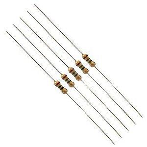 Resistor 22K Kit 10 peças 1/4W 5%