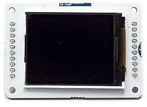 DISPLAY e LCD Colorido TFT LCD 1,8 pol  Esplora