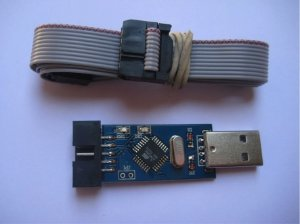 Gravador AVR USBASP Atmega 8