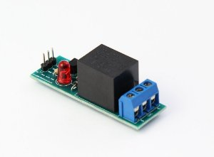 Modulo eletrônico com 1 Rele 5V 10A ativação em 5V GBK P9