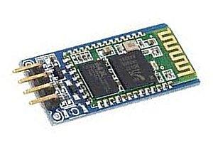 Modulo Bluetooth HC-06 Slave TTL 5V 4 pinos