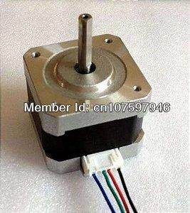Motor de passo Nema 17 1.8 6.7V - JK42HS34-0424A