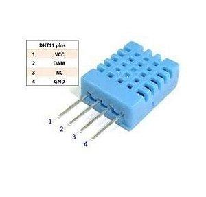 Sensor de temperatura DHT11