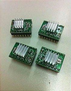 Kit 4 Drivers A4988 - Reprap Para Arduino
