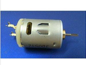Motor DC 12V 15Watts 1,25A Johnson Eletric KC315MSG-101 com conectores
