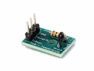 Modulo Sensor de Temperatura com NTC GBK P10