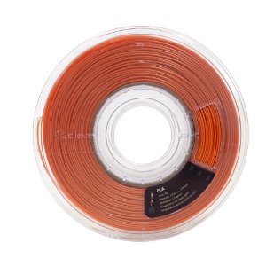 Filamento PLA Cliever - Laranja - 1kg - 1.75 mm