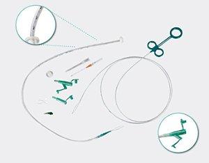Kit para Gastrostomia Endoscópica Percutânea (KIT PEG) - BLENTA (Sonda de Início)