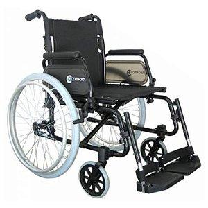 Cadeira de Rodas Adulto - Comfort Praxis SL 7100