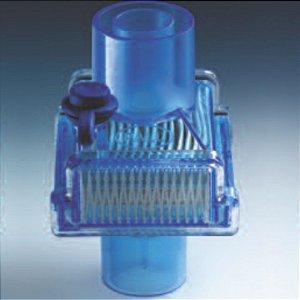 Filtro autoumidificador barreira bactéria/vírus para ventilação mecânica - PALL Ultipor® 25