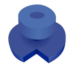 Tubo ventilação 1026 (Paparrella) - Medicone