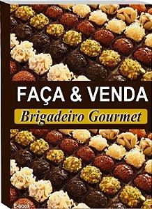 Apostila Faça e Venda - Brigadeiro Gourmet - 95 Receitas de Brigadeiro (e-Book)
