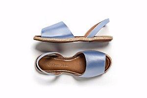 Sandália Avarca Azul claro