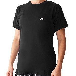 Camiseta com detalhe