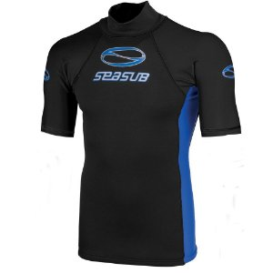 Camiseta Lycra/neoprene MC Seasub