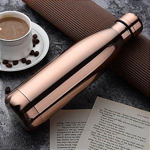 Garrafa Térmica Parede Dupla 500ml - Swell Style Inox - Premium