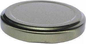 Tampa para pote de vidro para mel 185 ml - Kit 24 unidades