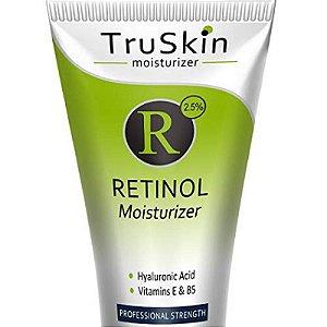 TruSkin Naturals Creme Hidratante Facial Retinol - 60ml