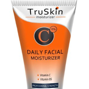 TruSkin Creme Hidratante Facial Vitamina C e B5 - 60ml