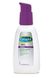 Cetaphil Dermacontrol Facial Moisturizer SPF 30 - 118ml