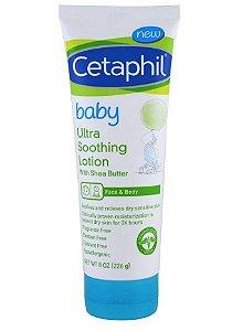 Cetaphil Baby Loção Ultra Suavizante - 226g