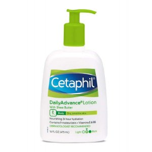 Cetaphil Loção Hidratante Advanced Moisturizer - 473ml