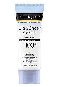 Neutrogena Protetor Solar Ultra Sheer Dry-Touch SPF 100+ 88ml