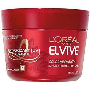 L'Oreal Paris Elvive Color Vibrancy Repair and Protect Balm - 250ml
