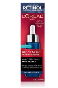L'Oreal Paris Revitalift Night Serum 0.3% Pure Retinol - 30ml