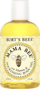 Burt's Bees 100% Natural Mama Bee Nourishing Body Oil - 115ml